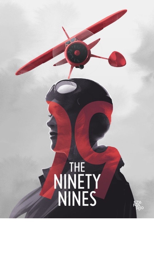 The Ninety Nines Flyer klein